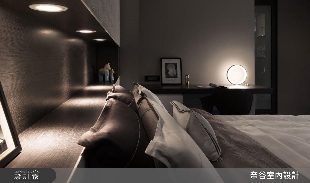 60坪新成屋(5年以下)_現代風臥室案例圖片_帝谷室內裝修設計有限公司_帝谷_21之10