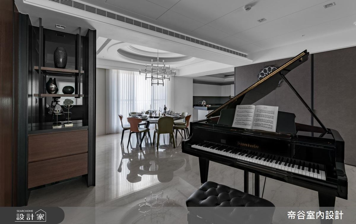 80坪預售屋_現代風案例圖片_帝谷室內裝修設計有限公司_帝谷_29之5