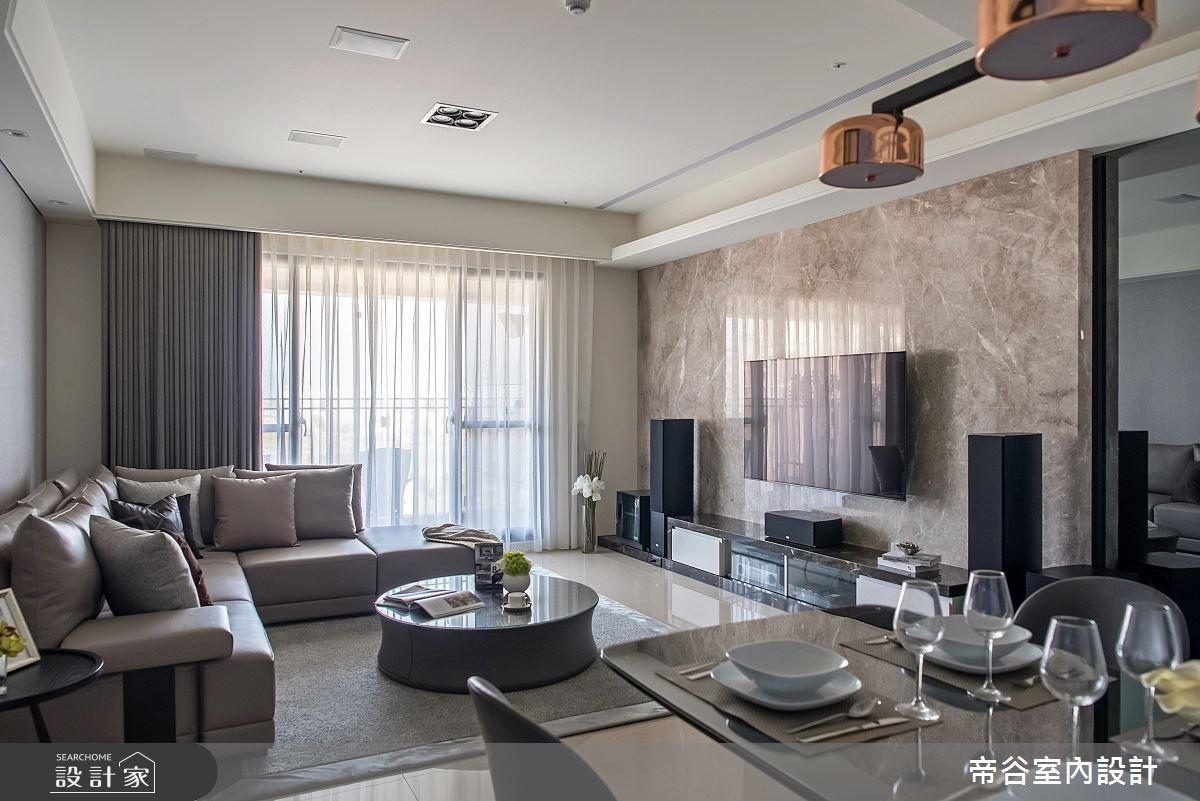 60坪新成屋(5年以下)_現代風案例圖片_帝谷室內裝修設計有限公司_帝谷_37之2
