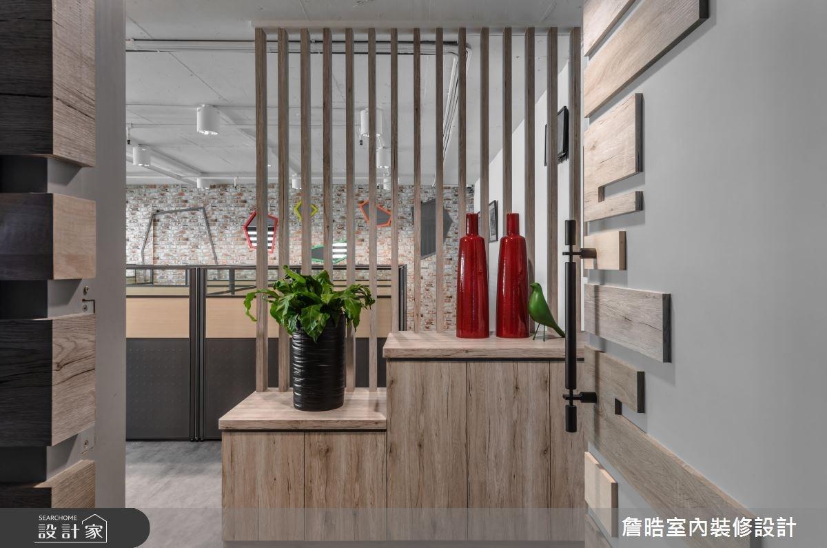 30坪老屋(16~30年)_現代風商業空間案例圖片_詹晧室內裝修設計有限公司_詹晧_01之2