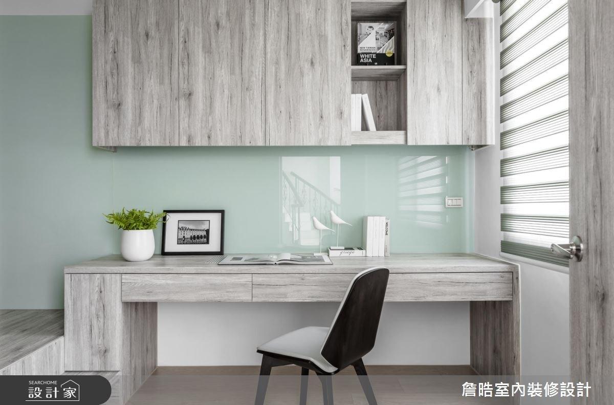 60坪新成屋(5年以下)_現代風和室案例圖片_詹晧室內裝修設計有限公司_詹晧_05之20
