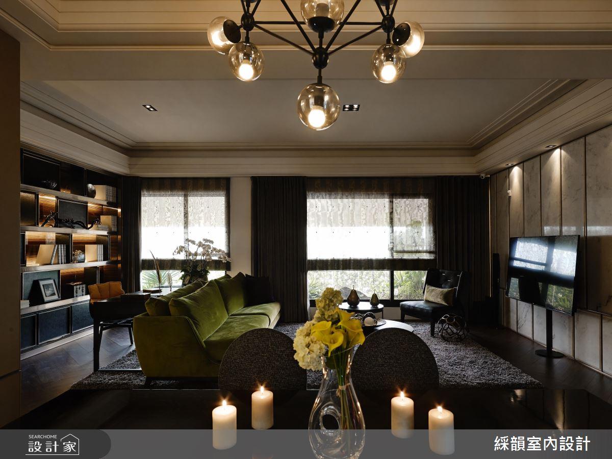 雍容豪奢品味,打造悠然靜謐馨香大宅