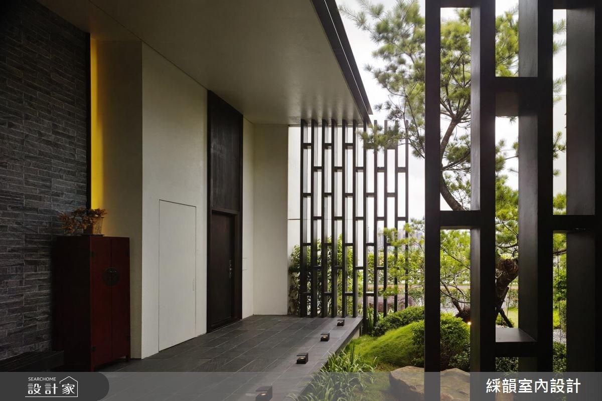 430坪_新中式風案例圖片_綵韻室內設計有限公司_綵韻_14之2
