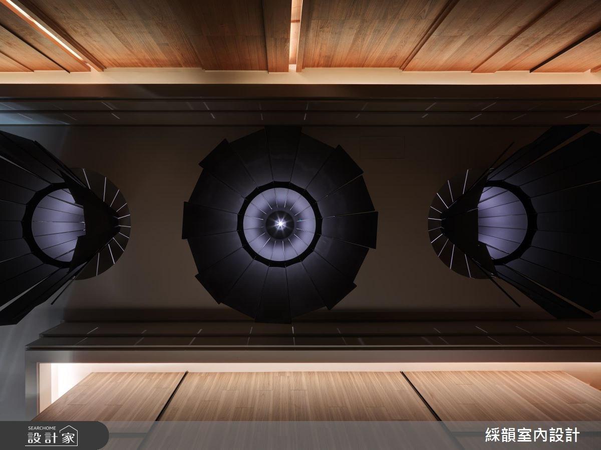 880坪_新中式風商業空間案例圖片_綵韻室內設計有限公司_綵韻_15之11