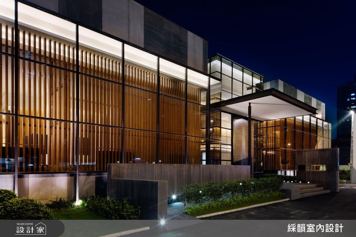 880坪_新中式風商業空間案例圖片_綵韻室內設計有限公司_綵韻_15之13