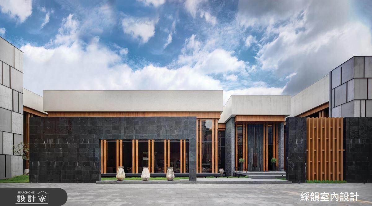 _新中式風商業空間案例圖片_綵韻室內設計有限公司_綵韻_16之1