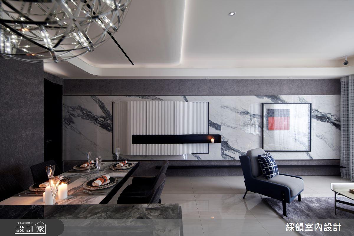 45坪預售屋_現代風案例圖片_綵韻室內設計有限公司_綵韻_39之9