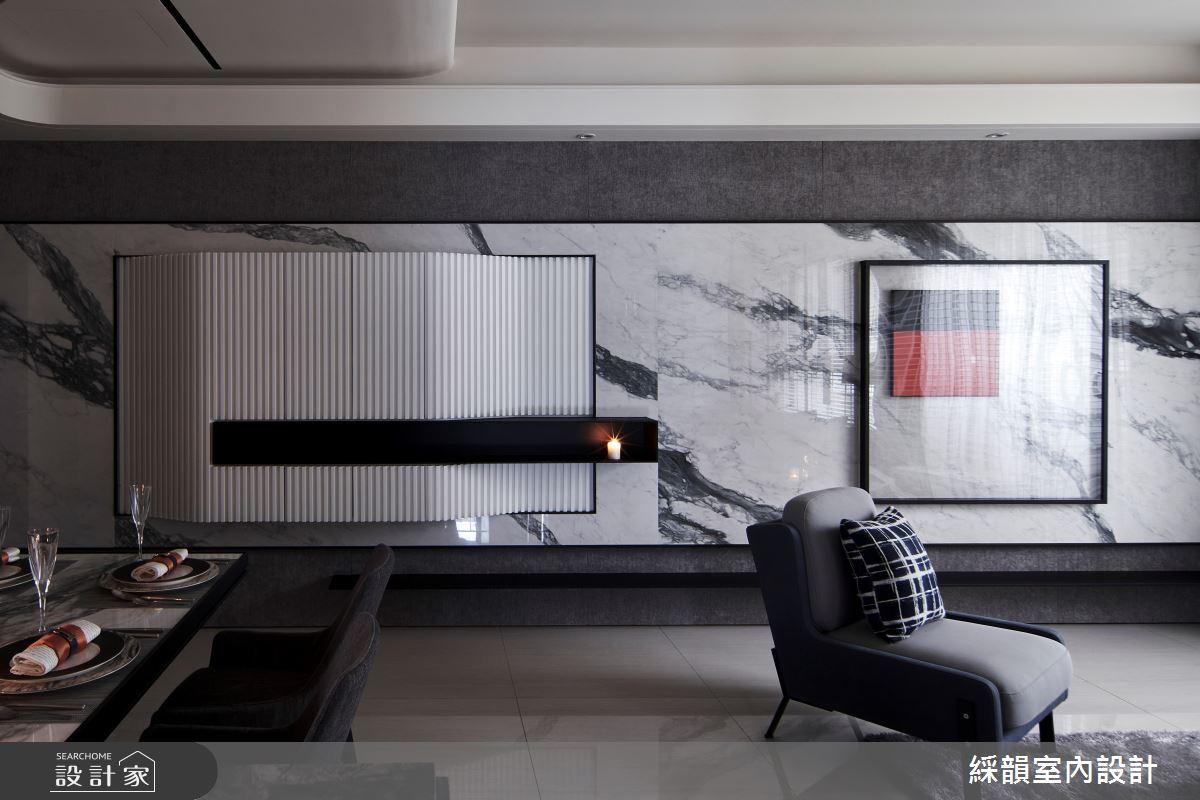 45坪預售屋_現代風案例圖片_綵韻室內設計有限公司_綵韻_39之10