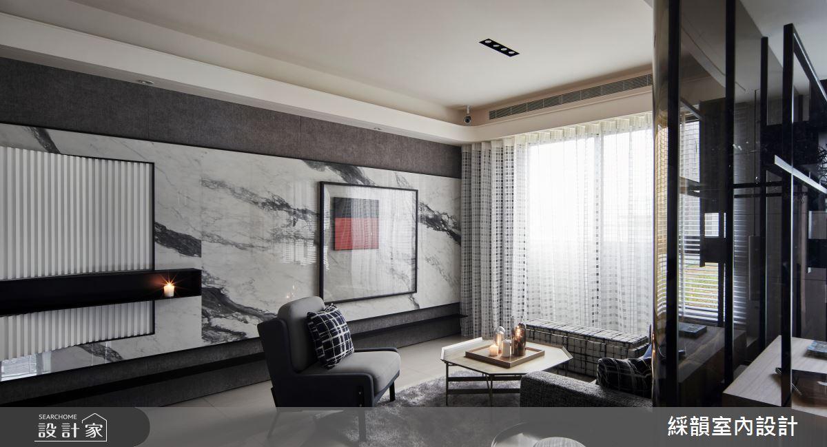 45坪預售屋_現代風案例圖片_綵韻室內設計有限公司_綵韻_39之11