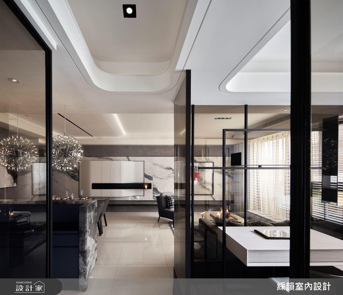 45坪預售屋_現代風案例圖片_綵韻室內設計有限公司_綵韻_39之13