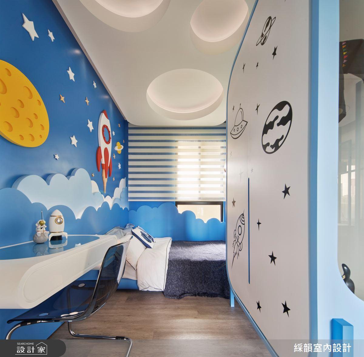 45坪預售屋_現代風案例圖片_綵韻室內設計有限公司_綵韻_39之16
