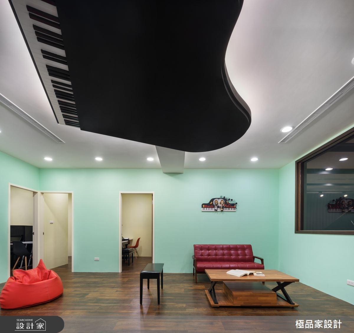 60坪新成屋(5年以下)_現代風案例圖片_極品家設計_極品家_01之2