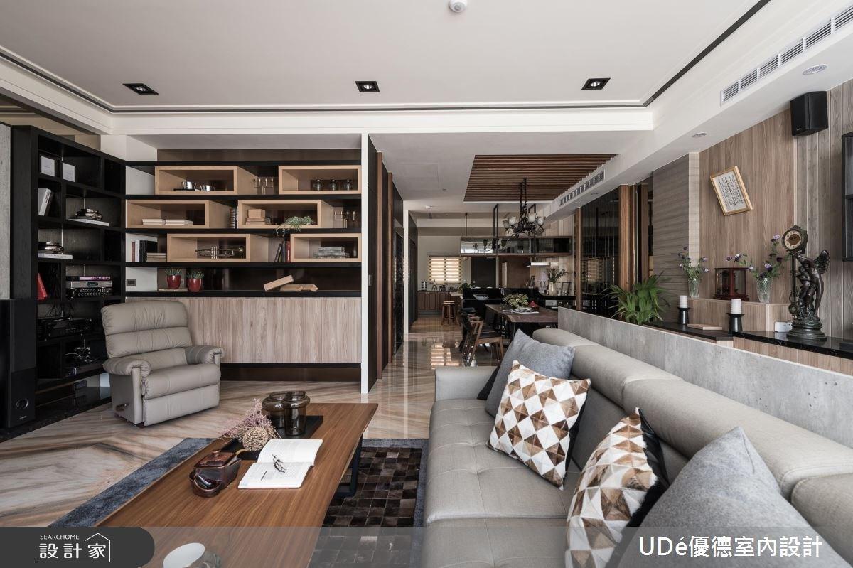 70坪新成屋(5年以下)_混搭風商業空間案例圖片_優德室內設計_優德_05之3