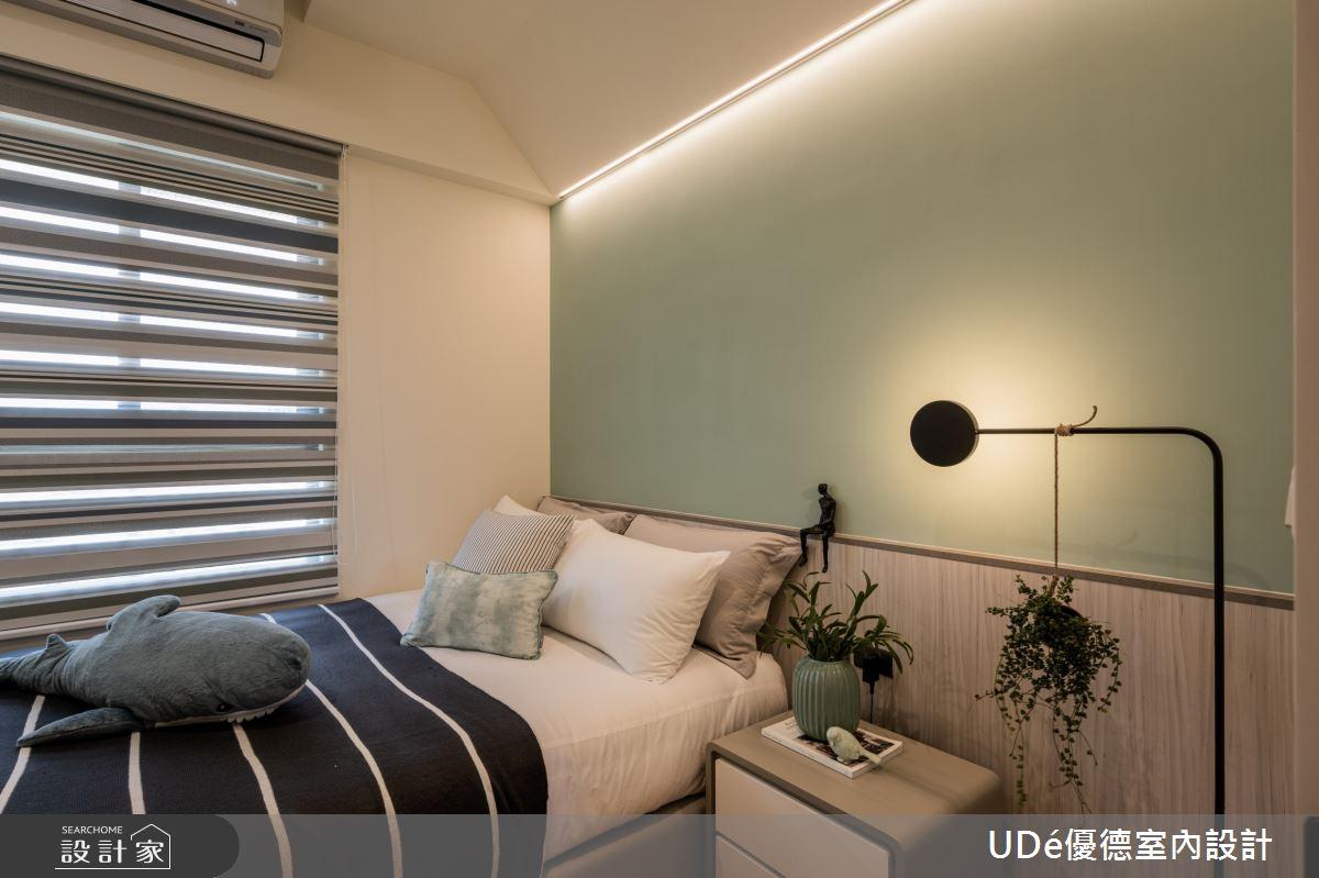 26坪新成屋(5年以下)_混搭風臥室案例圖片_優德室內設計_優德_20之13