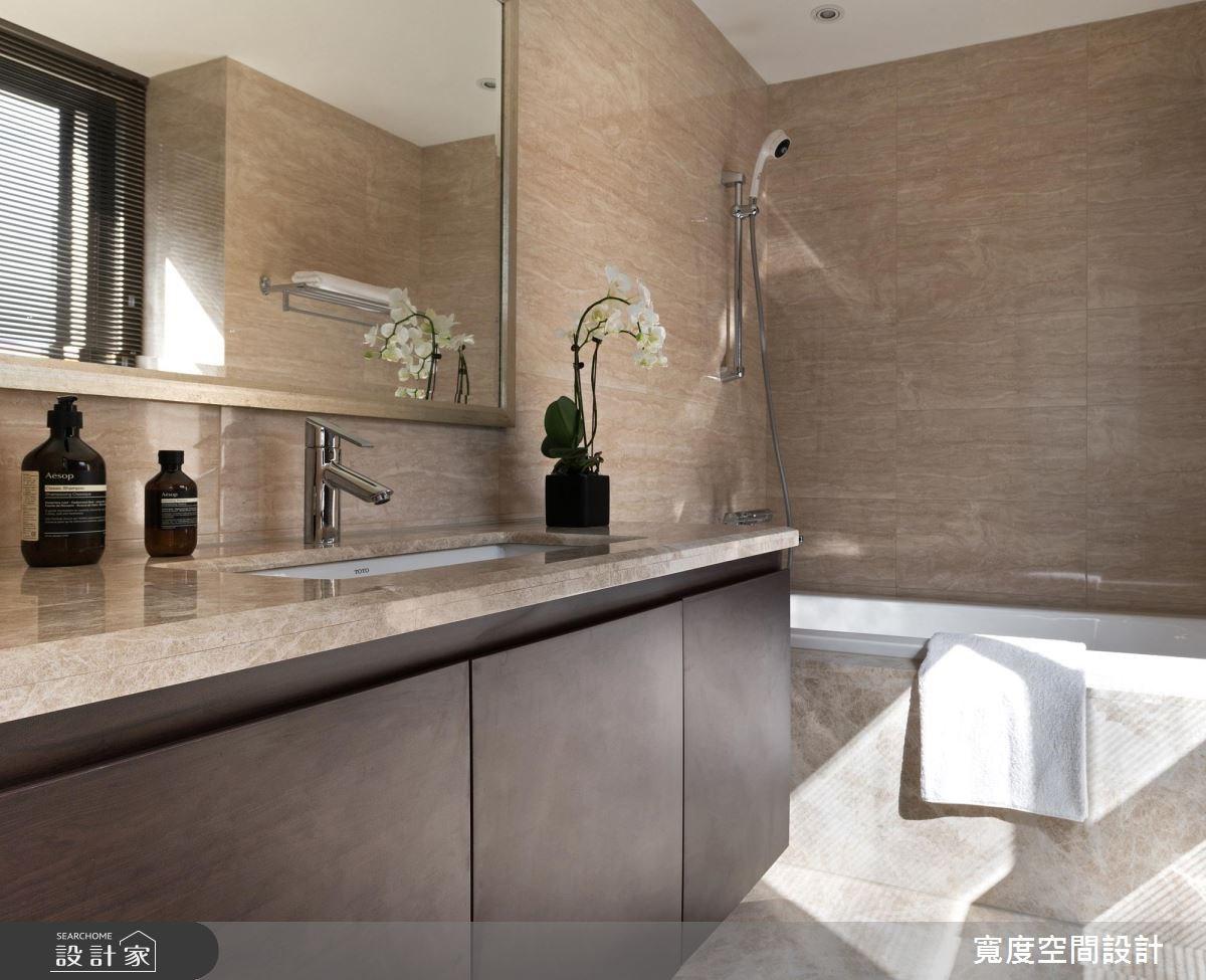 38坪新成屋(5年以下)_簡約風浴室案例圖片_寬度空間設計_寬度_01之18