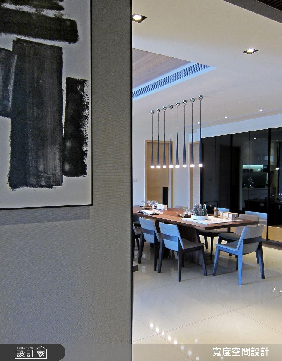 107坪新成屋(5年以下)_混搭風餐廳案例圖片_寬度空間設計_寬度_03之3