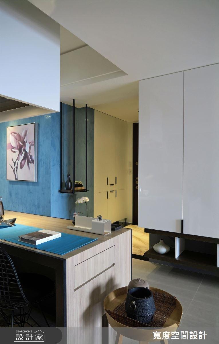 30坪新成屋(5年以下)_混搭風餐廳廚房案例圖片_寬度空間設計_寬度_05之6