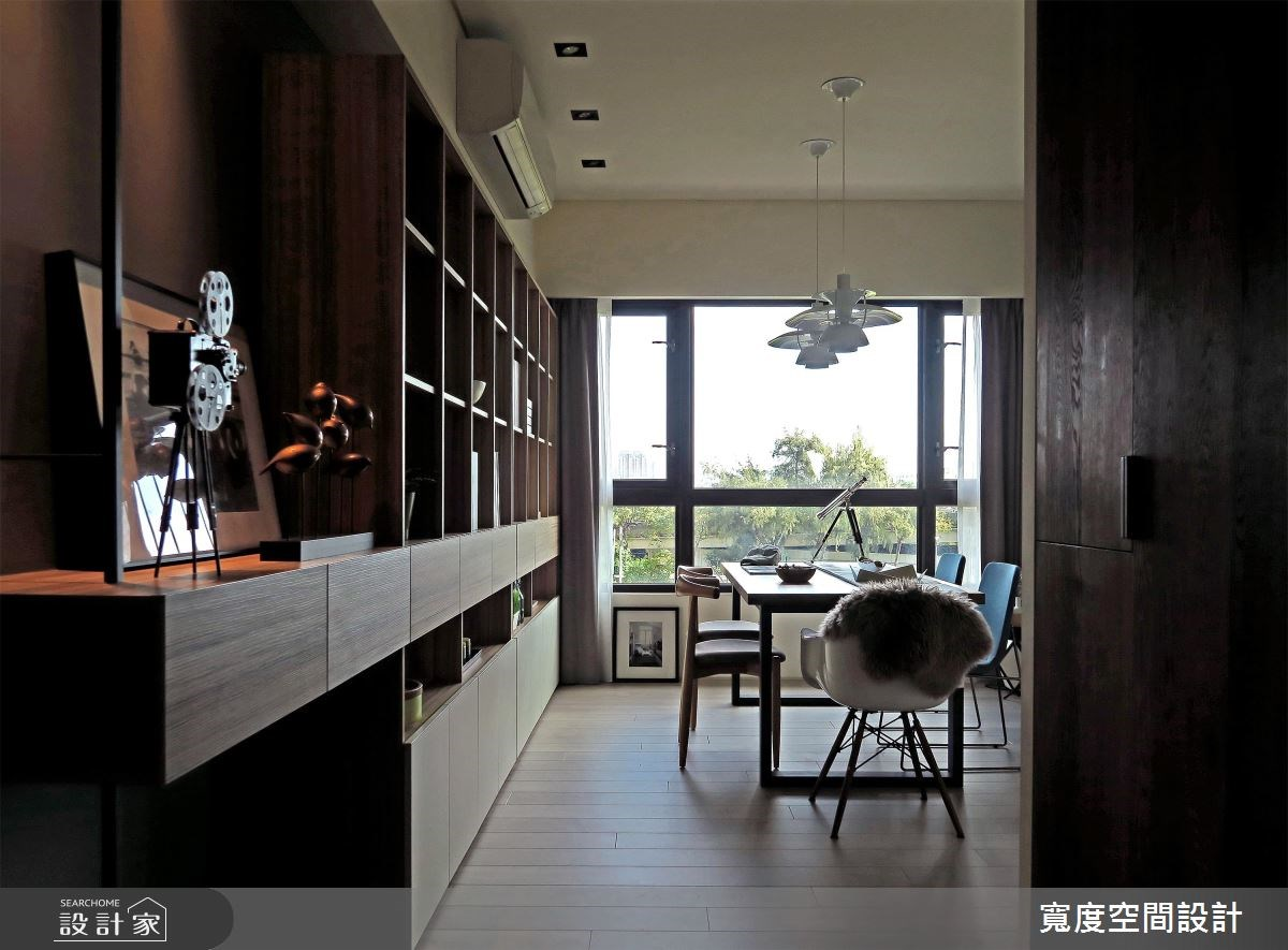 30坪新成屋(5年以下)_休閒風餐廳案例圖片_寬度空間設計_寬度_09之3