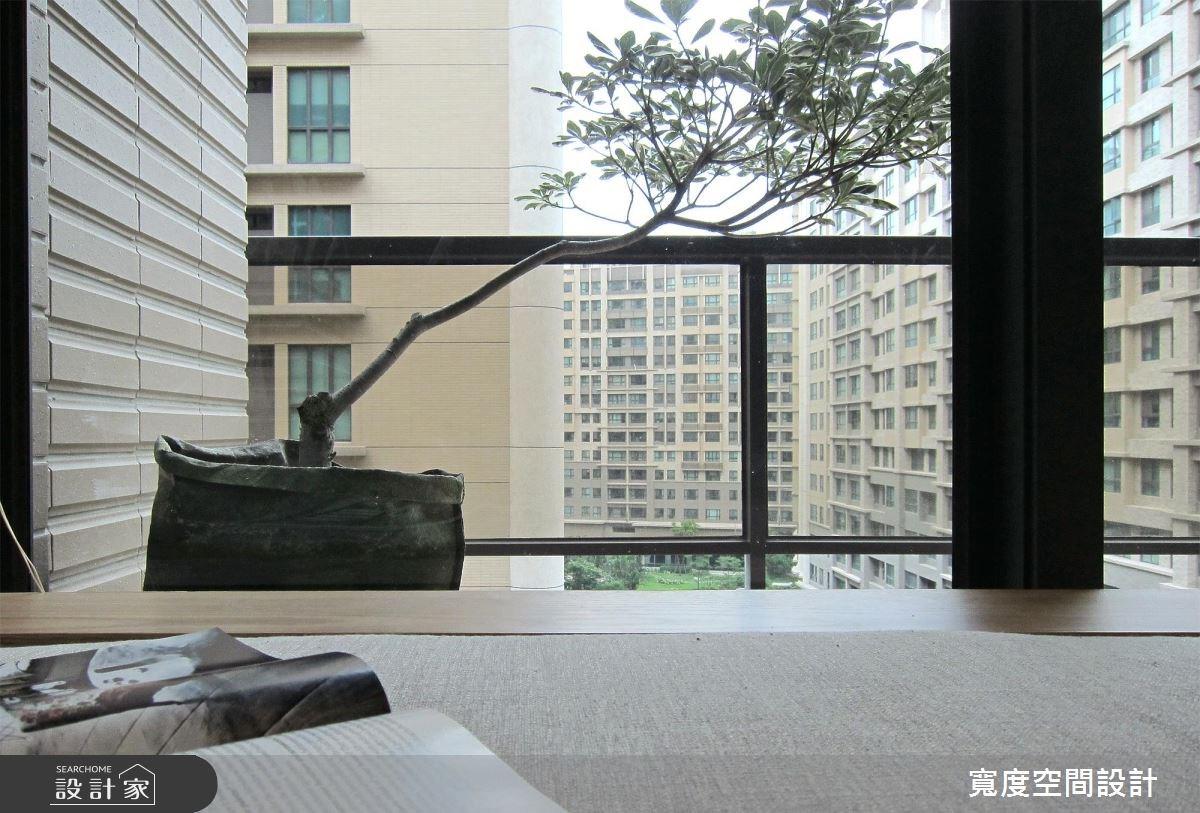 33坪新成屋(5年以下)_現代風客廳案例圖片_寬度空間設計_寬度_10之9