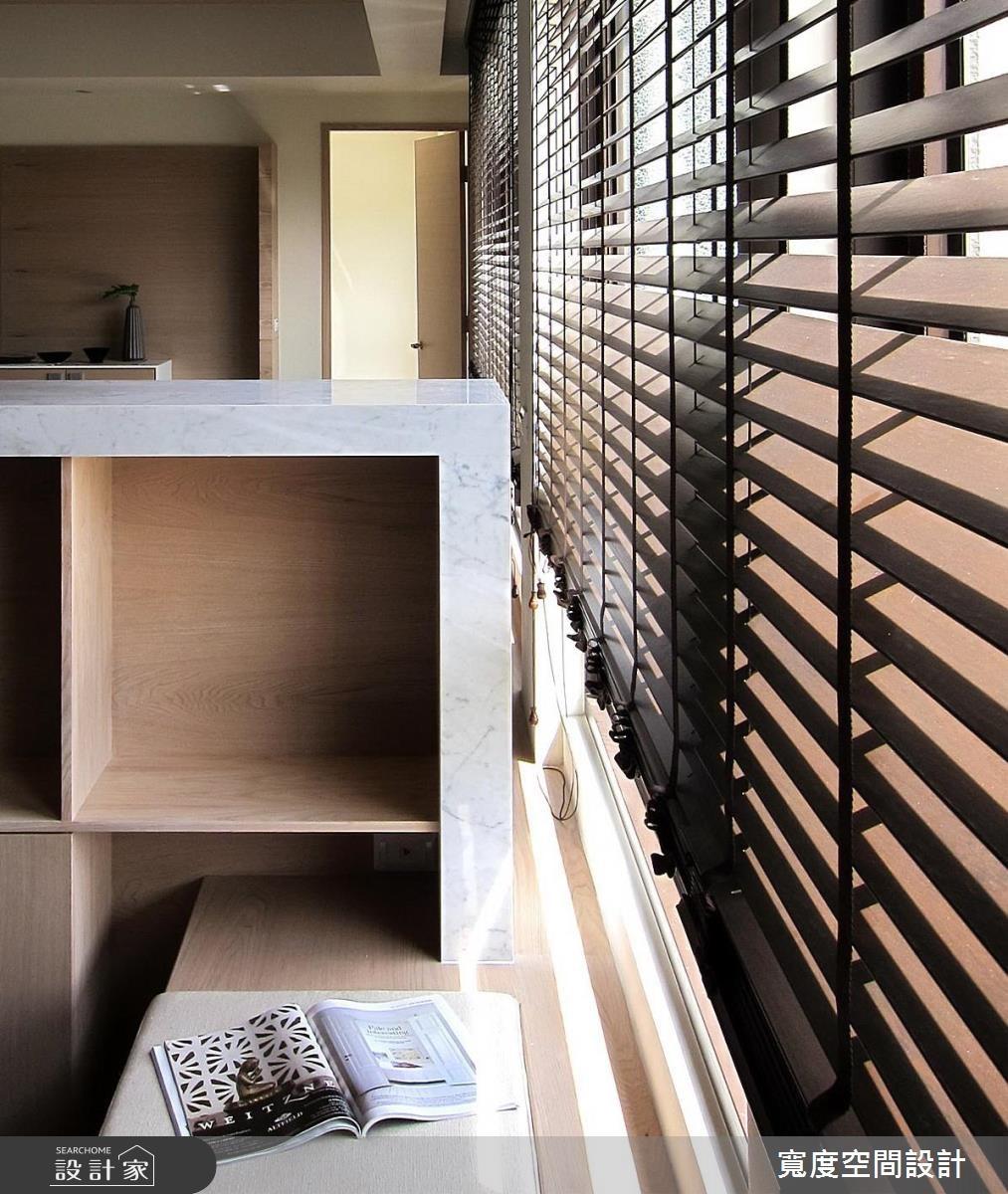 100坪新成屋(5年以下)_休閒風客廳案例圖片_寬度空間設計_寬度_12之3