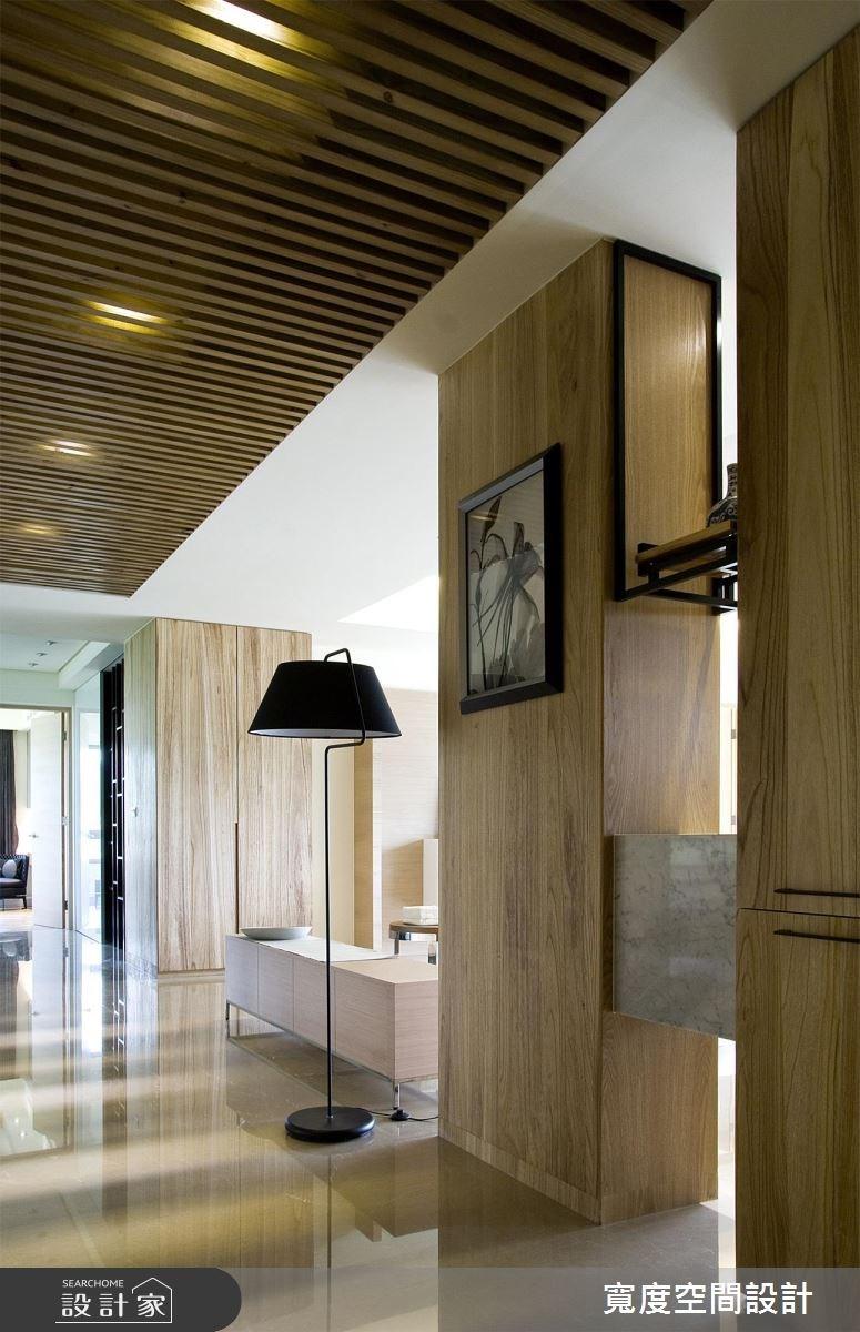 100坪新成屋(5年以下)_休閒風走廊案例圖片_寬度空間設計_寬度_12之4