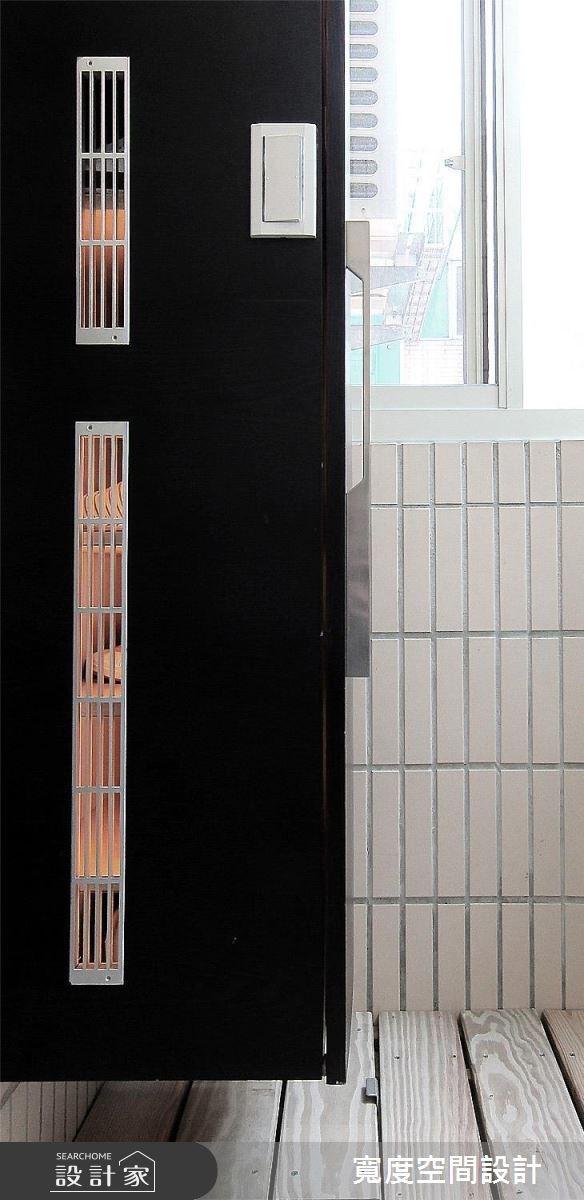 27坪老屋(16~30年)_現代風玄關案例圖片_寬度空間設計_寬度_13之3
