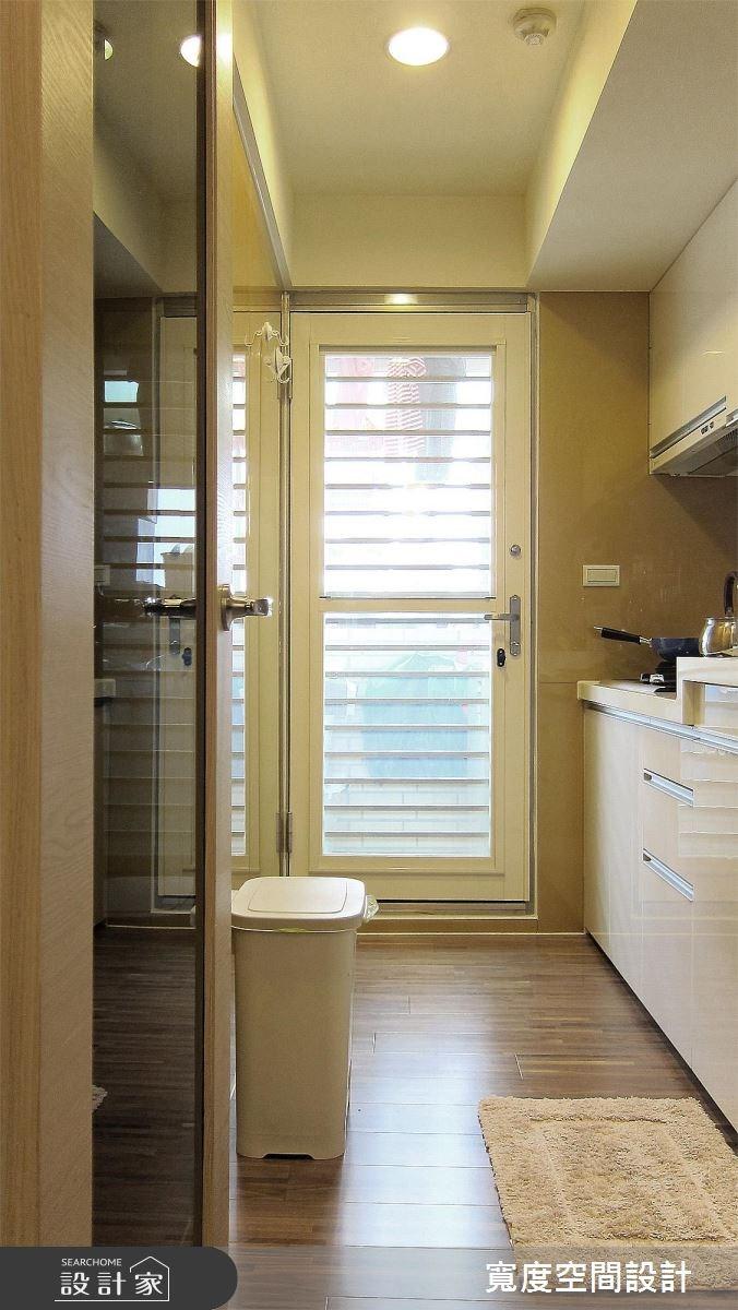 27坪老屋(16~30年)_現代風廚房案例圖片_寬度空間設計_寬度_13之4