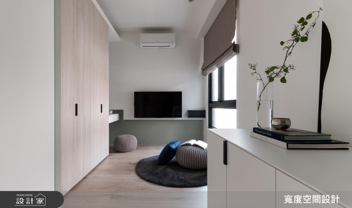 20坪新成屋(5年以下)_混搭風案例圖片_寬度空間設計_寬度_14之20