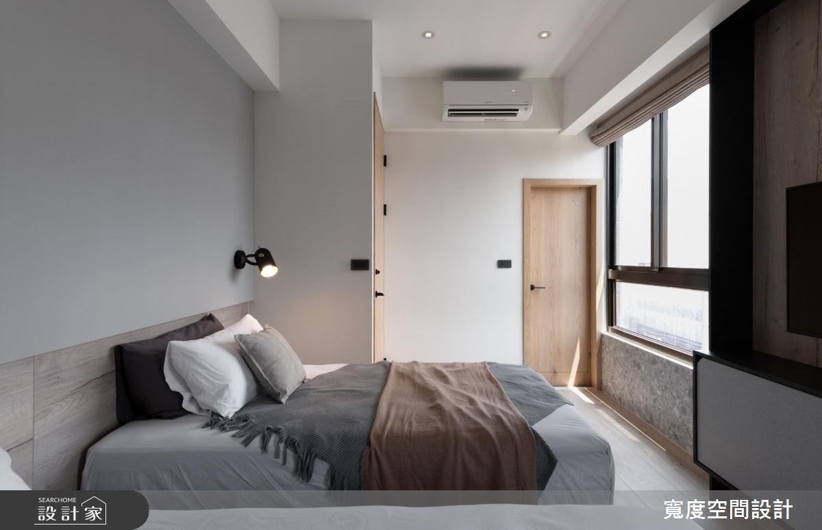 20坪新成屋(5年以下)_混搭風案例圖片_寬度空間設計_寬度_14之18