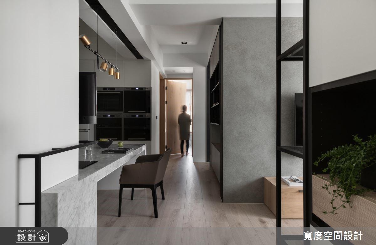 20坪新成屋(5年以下)_混搭風餐廳案例圖片_寬度空間設計_寬度_14之6