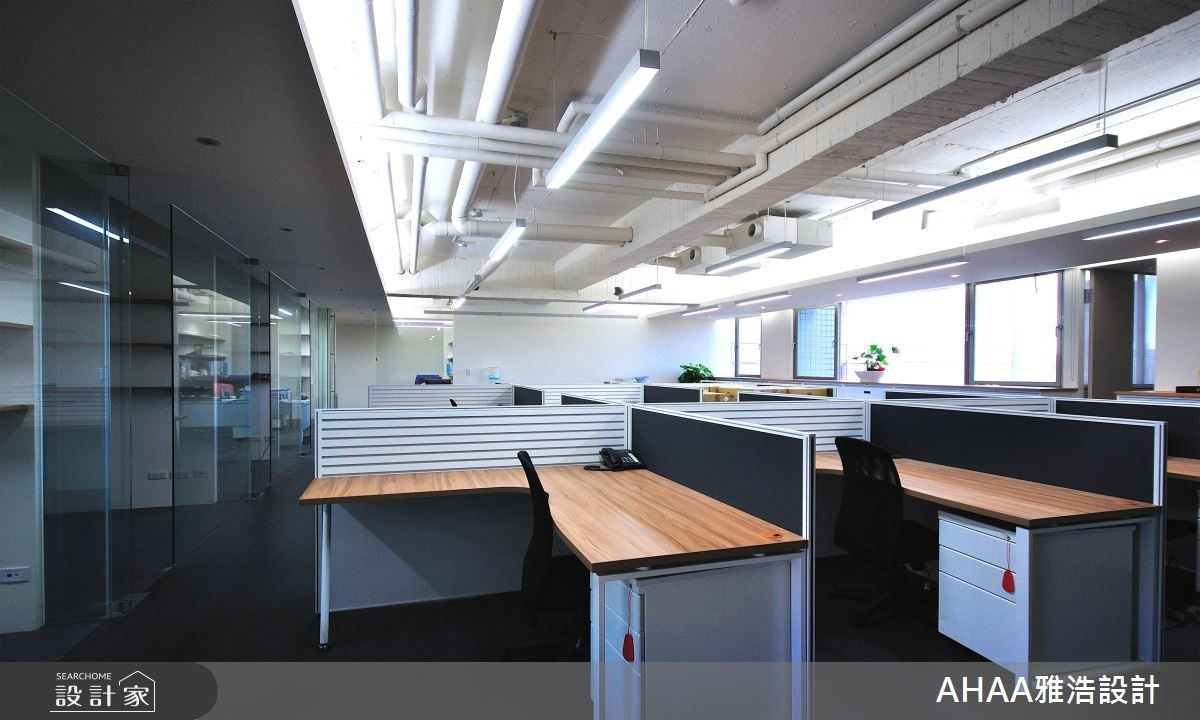 100坪老屋(16~30年)_工業風商業空間案例圖片_雅浩設計有限公司_雅浩_02之3