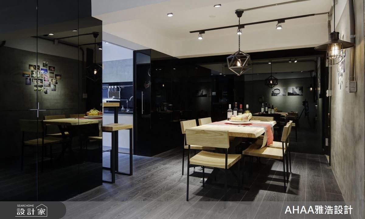 24坪老屋(16~30年)_工業風餐廳案例圖片_雅浩設計有限公司_雅浩_13之4