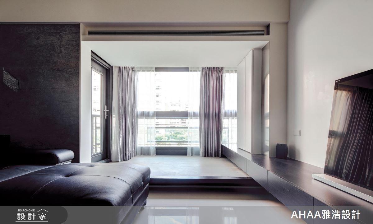 33坪中古屋(5~15年)_現代風客廳案例圖片_雅浩設計有限公司_雅浩_14之2