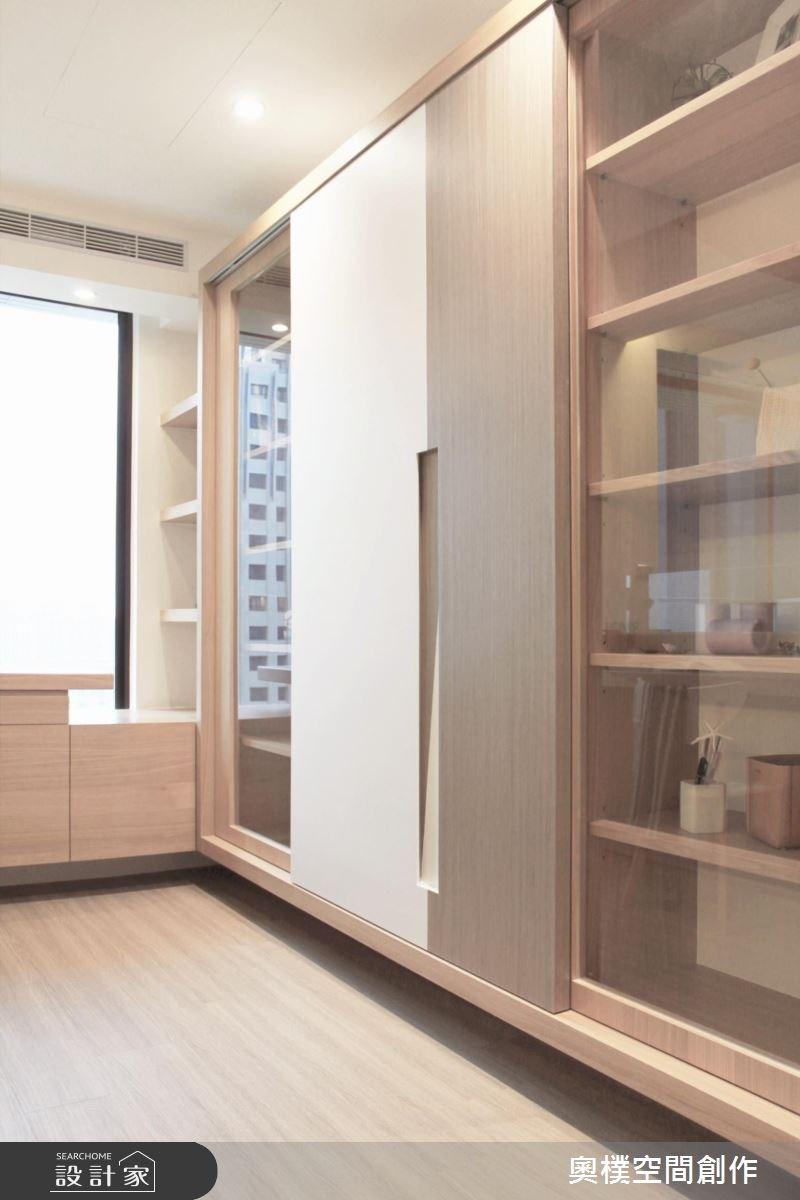 28坪新成屋(5年以下)_北歐風客廳案例圖片_奧樸空間創作有限公司_奧樸_02之10
