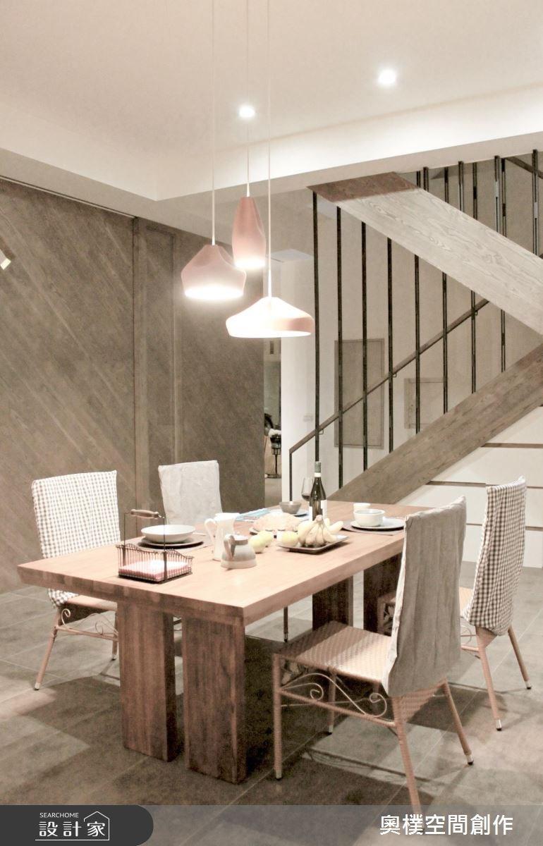 85坪新成屋(5年以下)_休閒風餐廳案例圖片_奧樸空間創作有限公司_奧樸_04之5