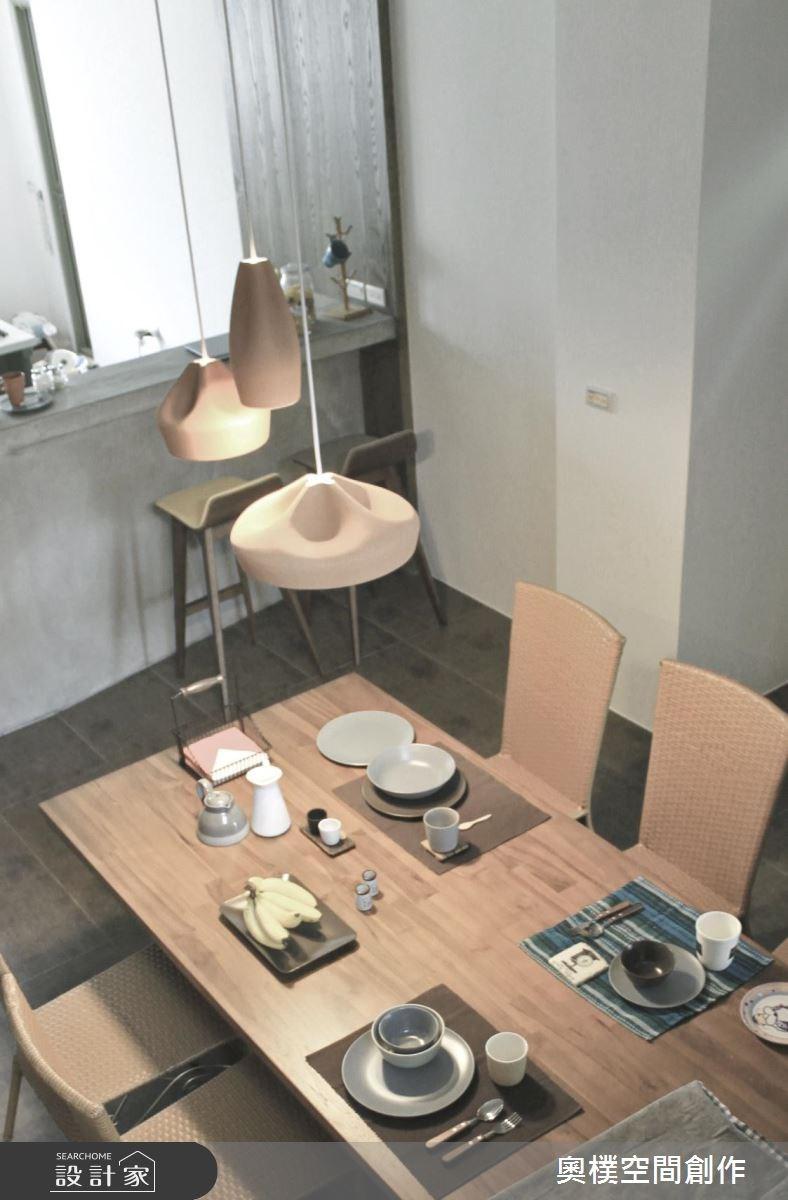 85坪新成屋(5年以下)_休閒風餐廳案例圖片_奧樸空間創作有限公司_奧樸_04之6