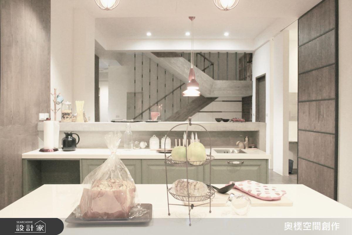 85坪新成屋(5年以下)_休閒風餐廳案例圖片_奧樸空間創作有限公司_奧樸_04之8