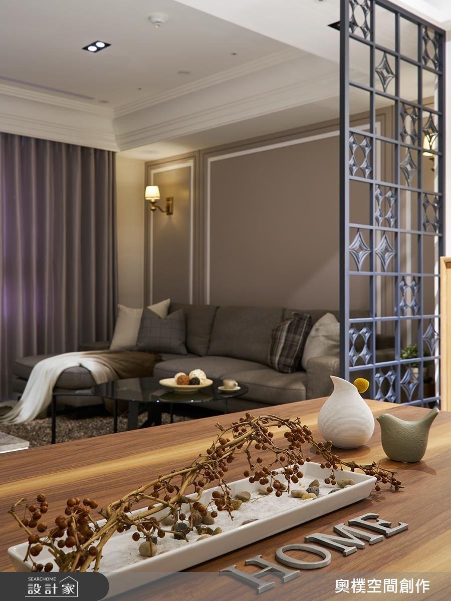 22坪新成屋(5年以下)_美式風客廳案例圖片_奧樸空間創作有限公司_奧樸_05之5