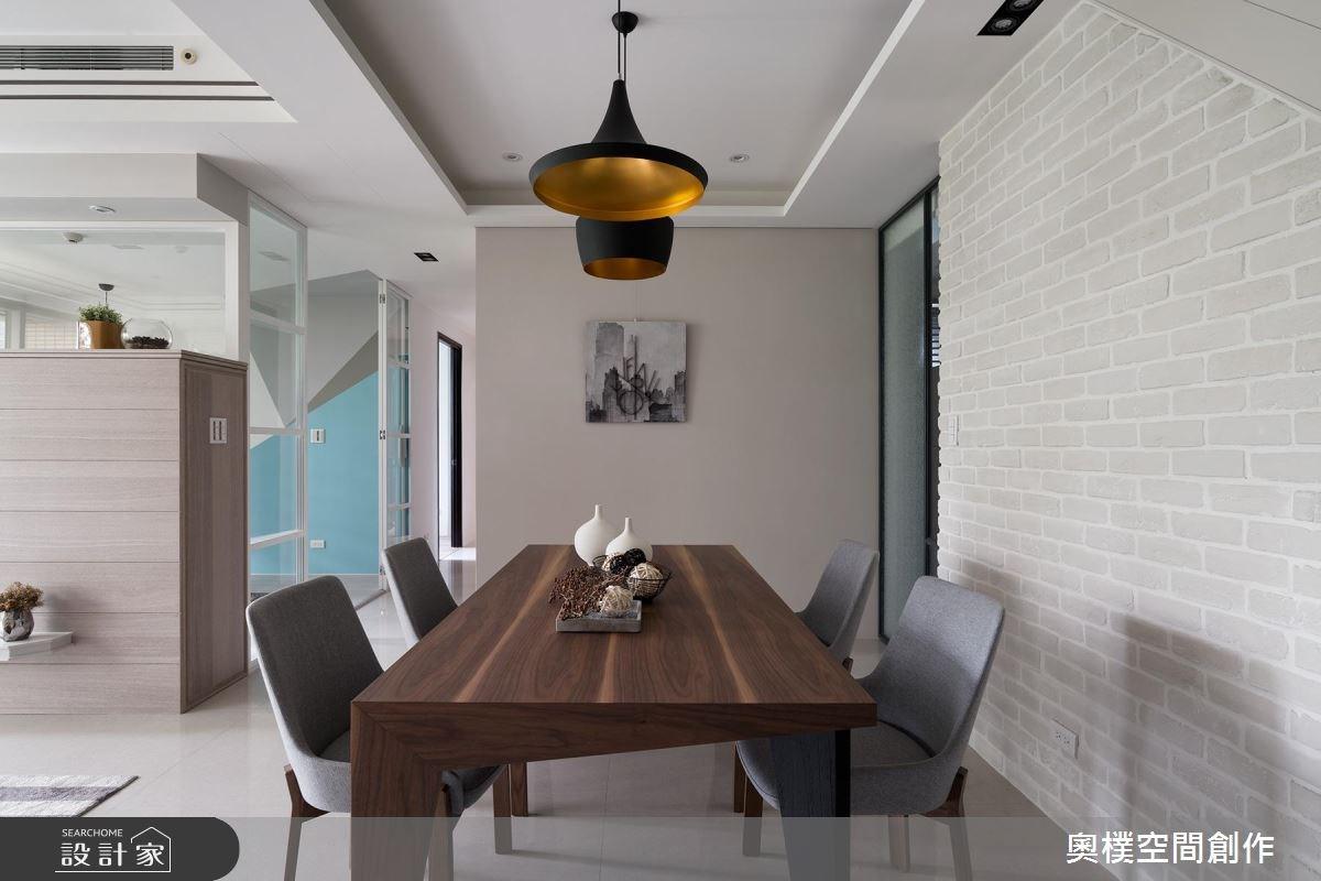 中古屋(5~15年)_混搭風餐廳案例圖片_奧樸空間創作有限公司_奧樸_08之3