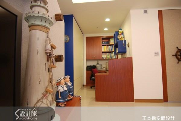 80坪新成屋(5年以下)_休閒風案例圖片_王本楷空間設計_王本楷_02之7