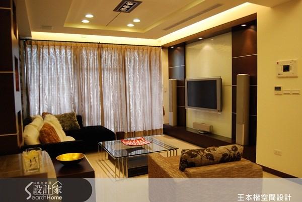 35坪新成屋(5年以下)_奢華風案例圖片_王本楷空間設計_王本楷_03之4