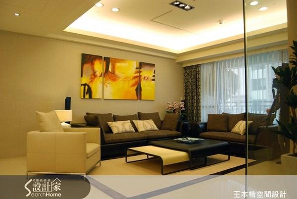 50坪新成屋(5年以下)_現代風案例圖片_王本楷空間設計_王本楷_04之1