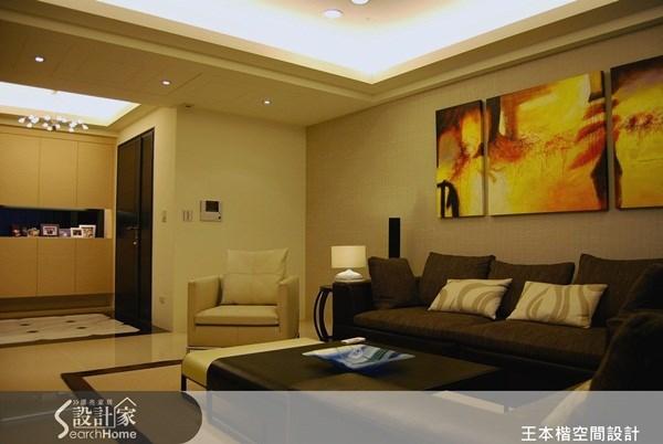 50坪新成屋(5年以下)_現代風案例圖片_王本楷空間設計_王本楷_04之2