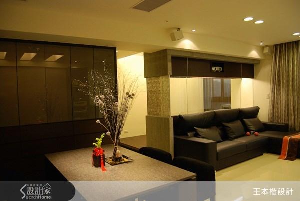 35坪新成屋(5年以下)_現代風案例圖片_王本楷空間設計_王本楷_06之3