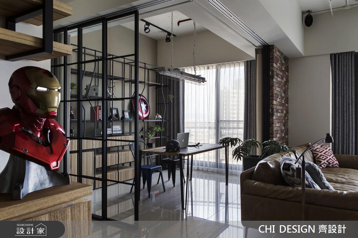 45坪新成屋(5年以下)_混搭風餐廳案例圖片_CHI DESIGN 齊設計_CHI DESIGN_08之12
