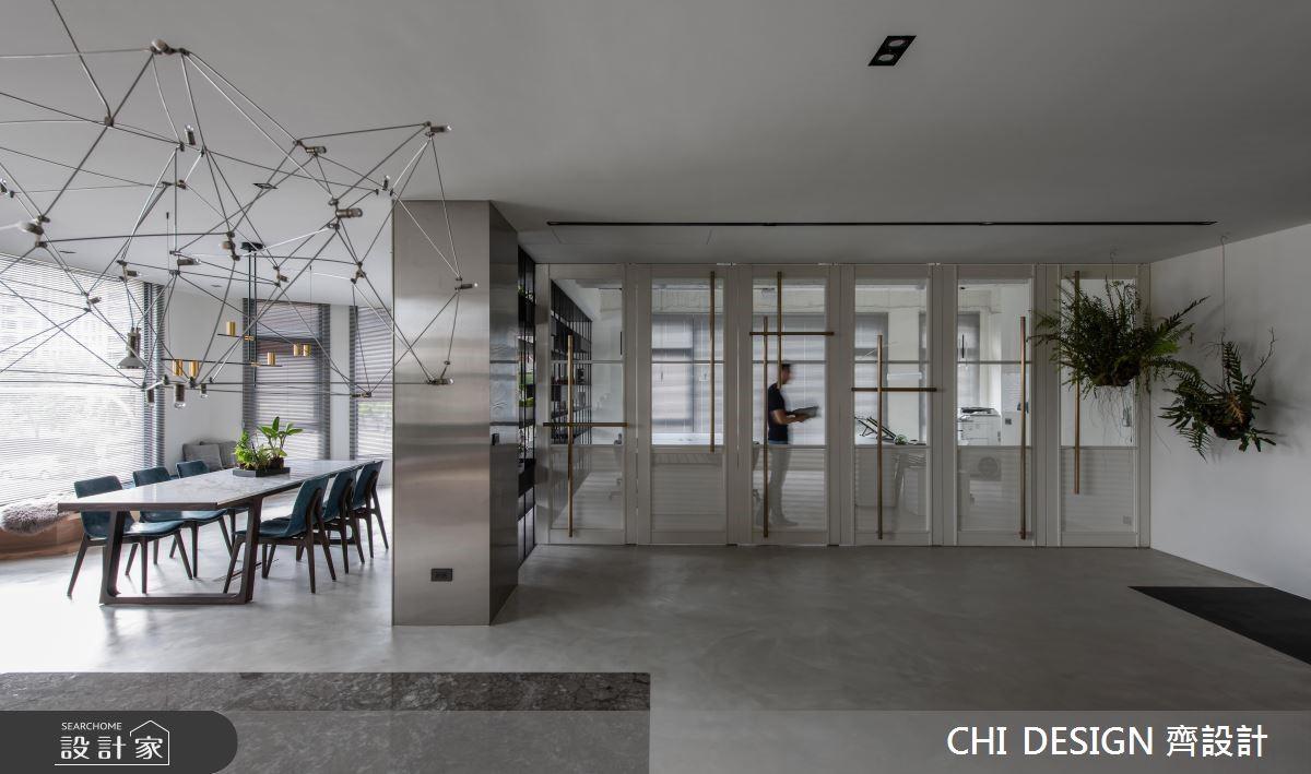 50坪老屋(16~30年)_混搭風商業空間案例圖片_CHI DESIGN 齊設計_CHI DESIGN_12之2