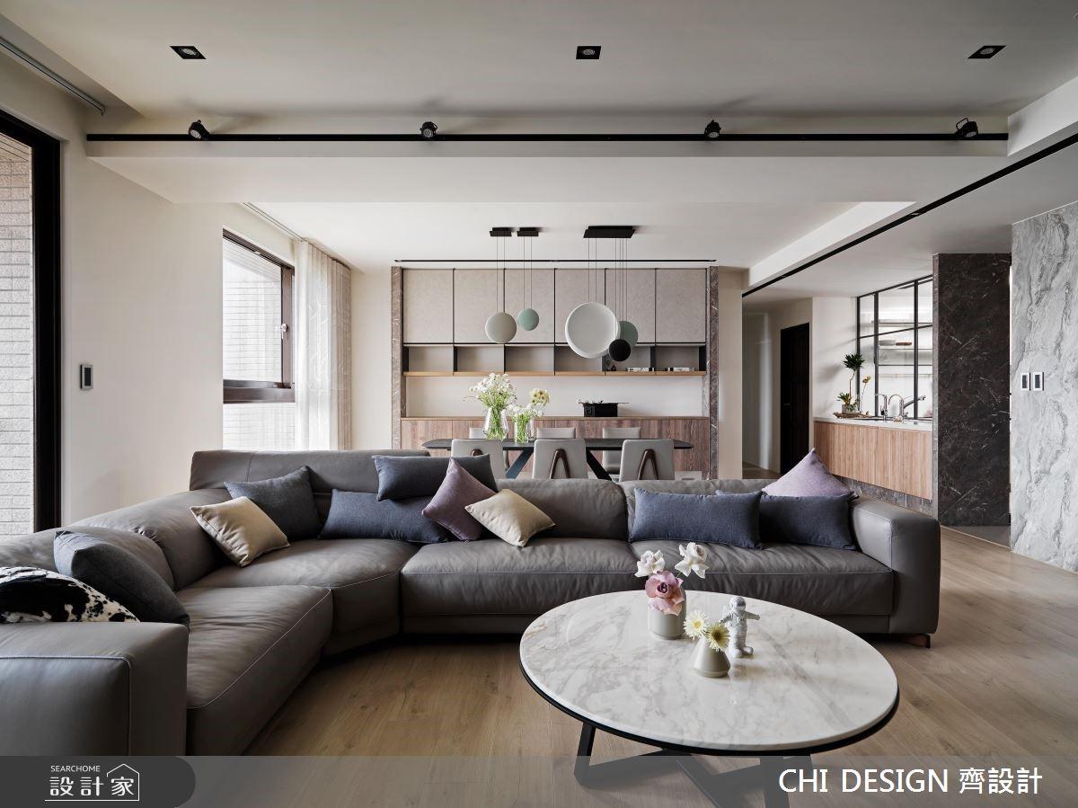60坪新成屋(5年以下)_現代風案例圖片_CHI DESIGN 齊設計_CHI DESIGN_14之4
