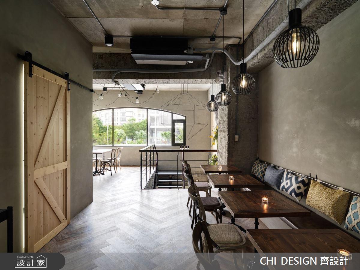 45坪新成屋(5年以下)_混搭風商業空間案例圖片_CHI DESIGN 齊設計_CHI DESIGN_16之12