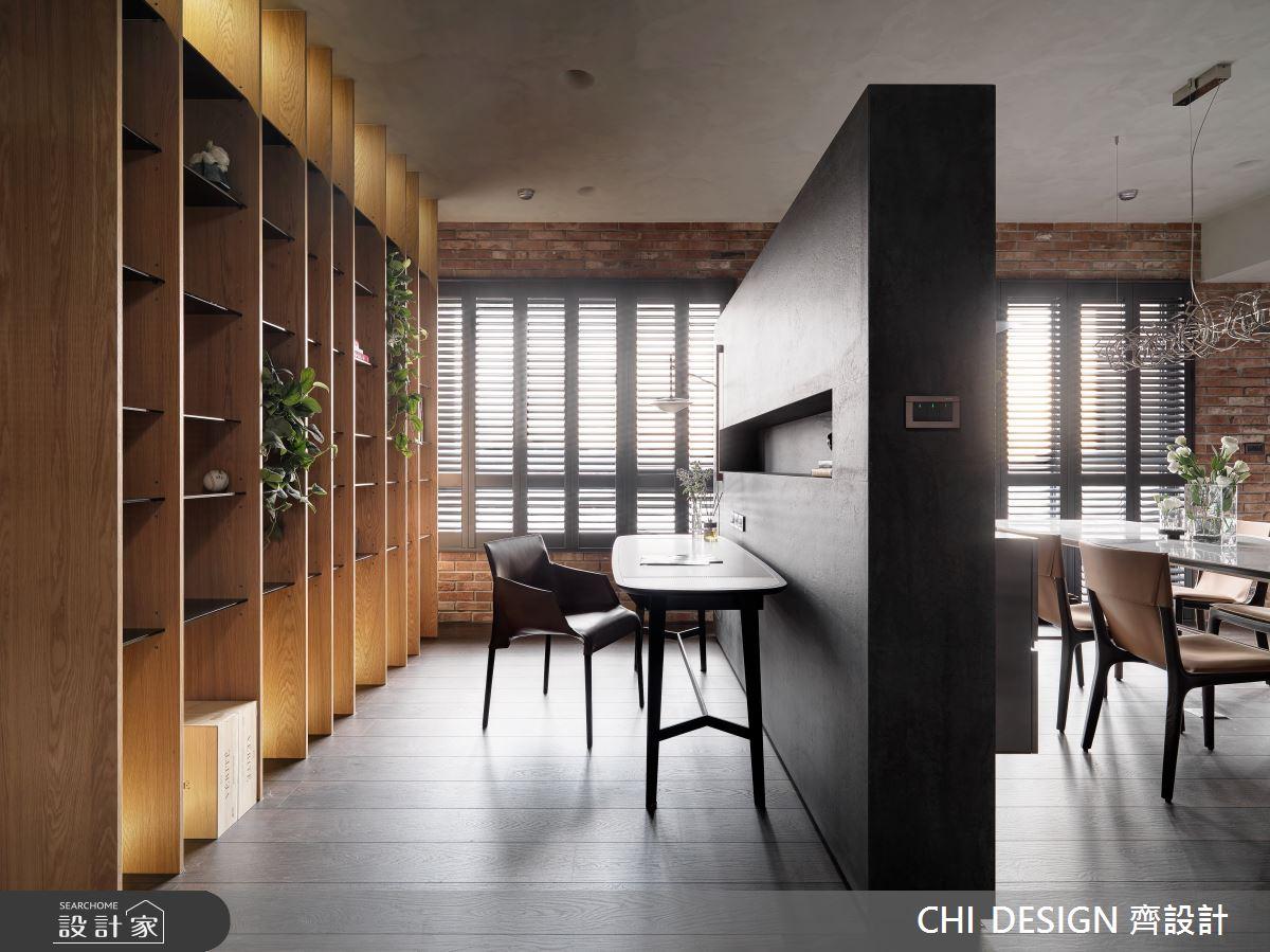 48坪中古屋(5~15年)_現代風書房案例圖片_CHI DESIGN 齊設計_CHI DESIGN_17之14