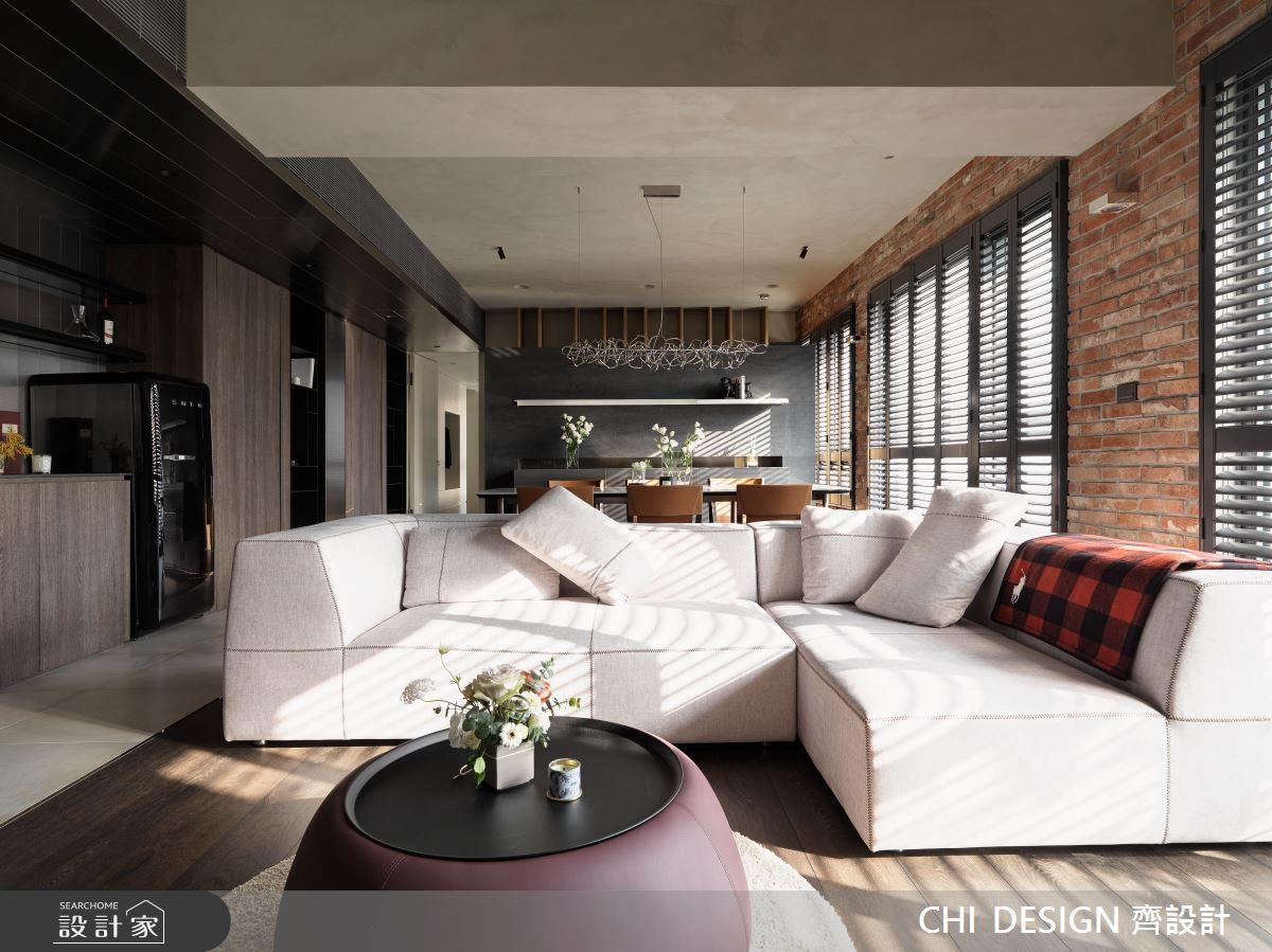 48坪中古屋(5~15年)_現代風客廳案例圖片_CHI DESIGN 齊設計_CHI DESIGN_17之4